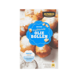 products jumbo mix for traditional oliebollen