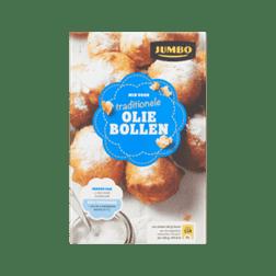 products jumbo mix voor traditionele oliebollen