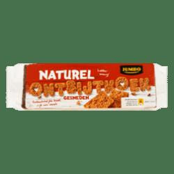 products jumbo naturel ontbijtkoek gesneden