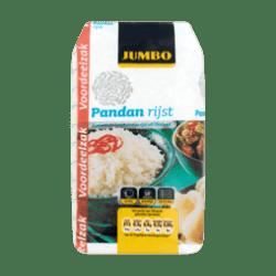 products jumbo pandan rijst voordeelzak