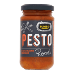 products jumbo pesto rood