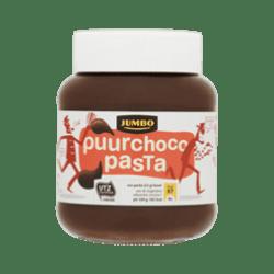 products jumbo puurchocopasta