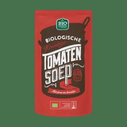 products jumbo soep in zak biologische kruidige tomatensoep