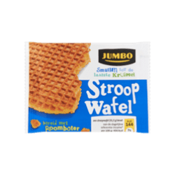 products jumbo stroopwafel 8 x