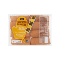products jumbo sausage rolls
