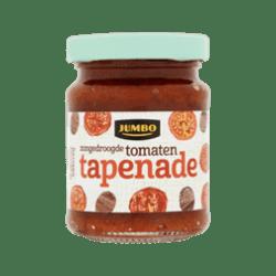 products jumbo zongedroogde tomaten tapenade