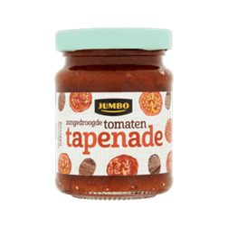 Jumbo Zongedroogde Tomaten Tapenade