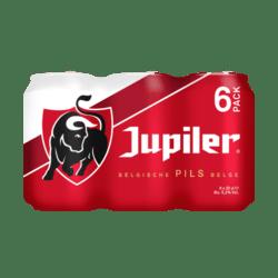 products jupiler belgische pils blikken