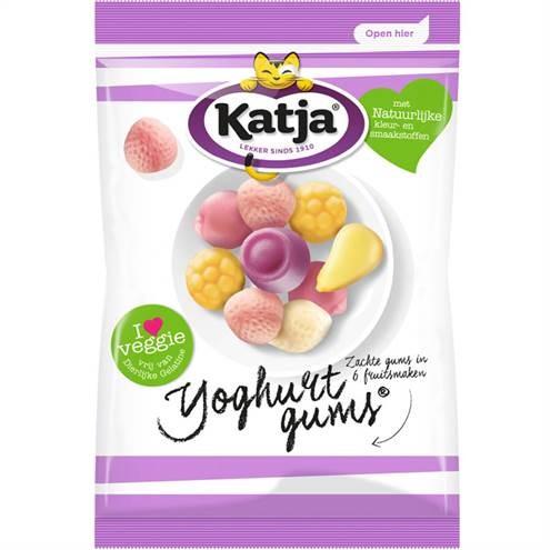 products katja yoghurtgums