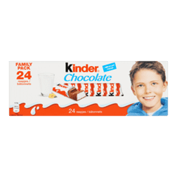 Kinder Chocolate 24 Reepjes