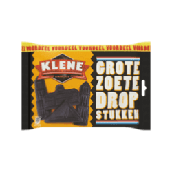 products klene big sweet licorice pieces advantage