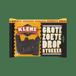 products klene big sweet licorice pieces advantage