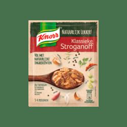 products knorr klassieke stroganoff