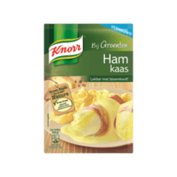 products knorr mix ham kaassaus