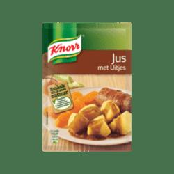 products knorr mix vleesjus met uitjes