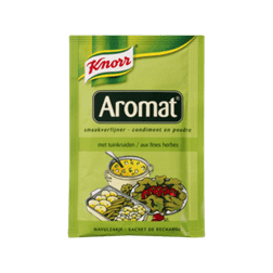 Knorr Smaakverfijner Aromat Tuinkruiden Navulverpakking