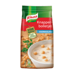 products knorr soep croutons knapperbollen
