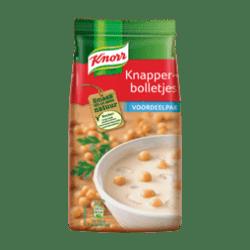 products knorr soep croutons knapperbollen
