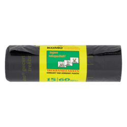 products komo trekbandzakken 60 liter 15 stuks