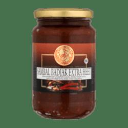 products koningsvogel sambal badjak extra