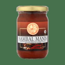 products koningsvogel sambal manis