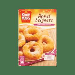 products koopmans appelbeignets compleet pakket