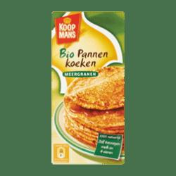products koopmans mix voor bio pannenkoeken meergranen