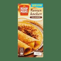 products koopmans mix voor pannenkoeken volkoren