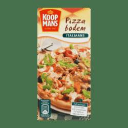 products koopmans mix voor pizzabodem italiaans