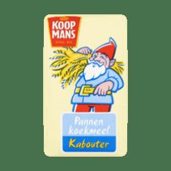 products koopmans pannenkoekmeel kabouter
