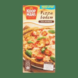 products koopmans pizza bodem volkoren