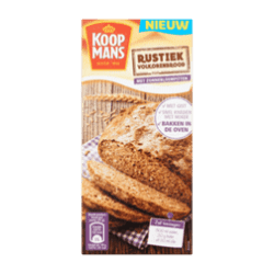 products koopmans rustiek volkorenbrood