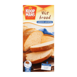 products koopmans witbrood lekker luchtig