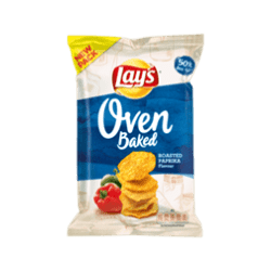 products lay s oven baked roasted paprika flavour