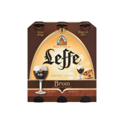 products leffe bruin flessen