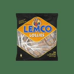 products lemco salmiak lollipops