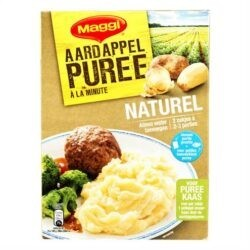 products maggi aardappelpuree la minute naturel