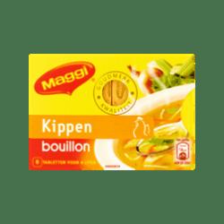 products maggi kippenbouillon tabletten 8 stuks
