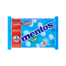 products mentos chewy dragees mint rollen