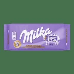 products milka alpenmelk chocolade reep melk