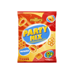 products millies party mix paprika