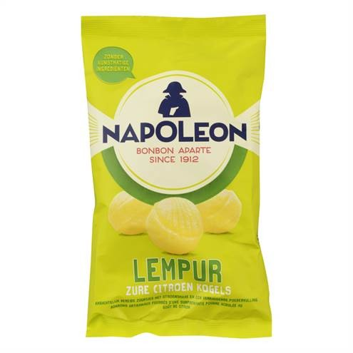 products napoleon lempur lemon kogels