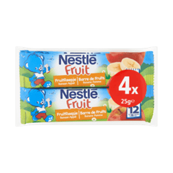 products nestl baby fruit bar banana apple from 12 to 36 months