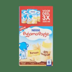 products nestl pyjamapapje banaan van 6 tot 36 1