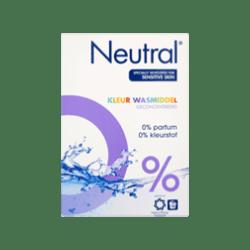 products neutral parfumvrij waspoeder