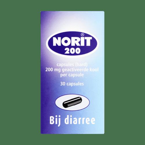 Norit 200 Capsules (hard)