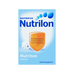 products nutrilon nutriton for spitting from birth