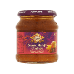 products patak s original zoete mango