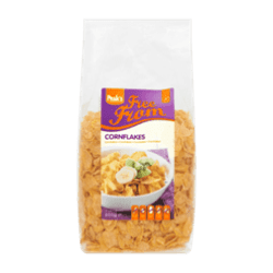 products peak s free from cornflakes