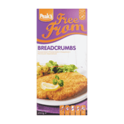 products peak s free from breadcrumbs